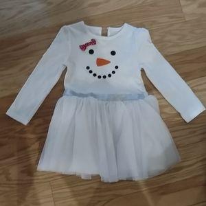 Mrs Snowman Dress